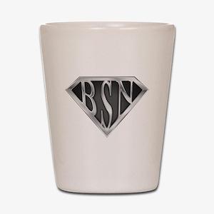 SuperBSN(metal) Shot Glass