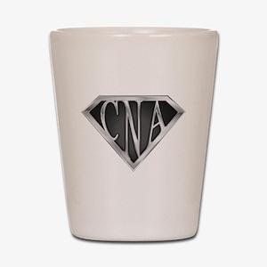 SuperCNA(metal) Shot Glass