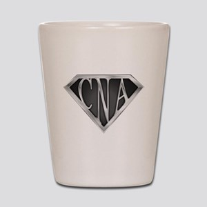 SuperCNA(metal) Shot Glass