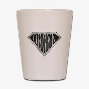 SuperOBGYN(metal) Shot Glass