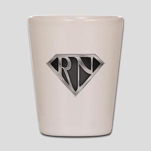 Super RN - Metal Shot Glass