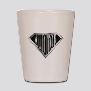 SuperAuditor(metal) Shot Glass