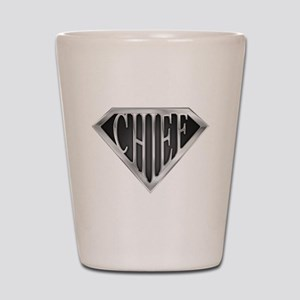 SuperChief(metal) Shot Glass