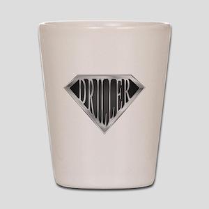 SuperDriller(metal) Shot Glass