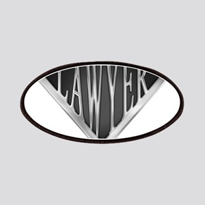 SuperLawyer(metal) Patches