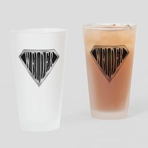 SuperWelder(metal) Drinking Glass