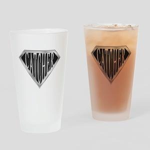 SuperCatcher(metal) Drinking Glass