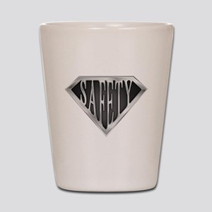 SuperSafety(metal) Shot Glass