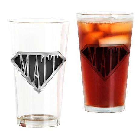Super Matt Drinking Glass