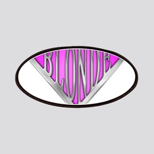 SuperBlonde(pink) Patches