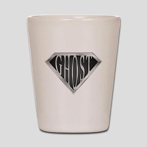 SuperGhost(metal) Shot Glass