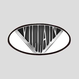 SuperVillain(metal) Patches
