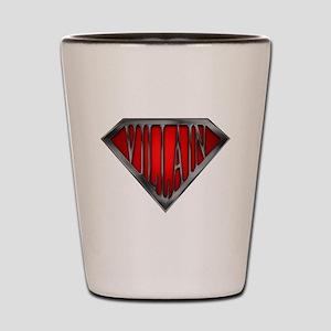 Super Villain Shot Glass