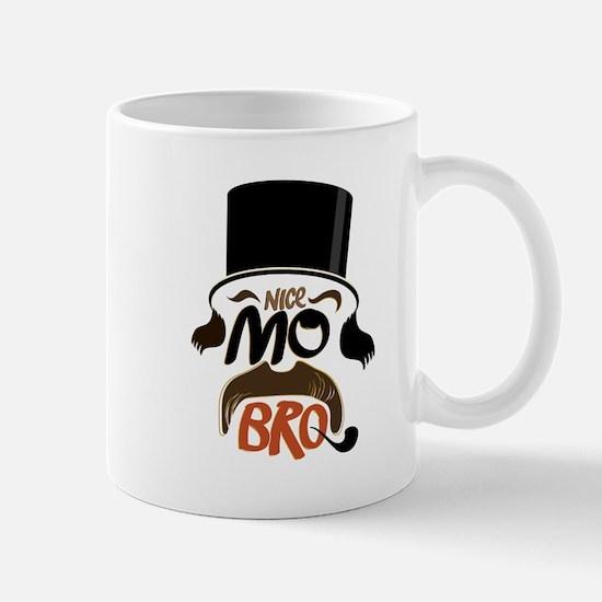 Nice Mo Bro Mug