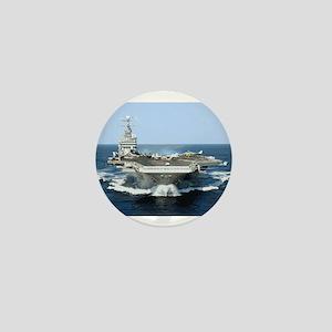 USS George Washington Mini Button