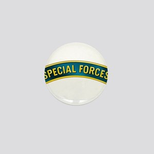 Special Forces Mini Button