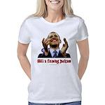 Obama flaming jackass lt Women's Classic T-Shirt