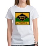 Reading Bee Lines-2-Image-Women's T-Shirt