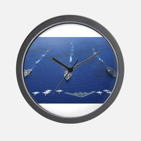 Joint Force Wall Clock