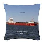 Pineglen Woven Throw Pillow