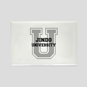 Jindo UNIVERSITY Rectangle Magnet