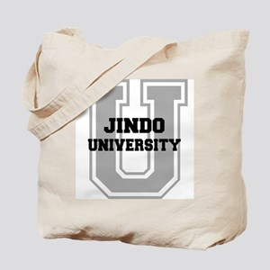 Jindo UNIVERSITY Tote Bag