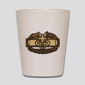 Combat Medic(gold) Shot Glass