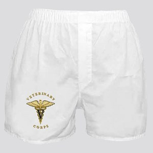 US Army Veterinary Boxer Shorts