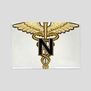 U.S. Army Nurse Rectangle Magnet