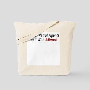 Border Patrol Agents -  Tote Bag