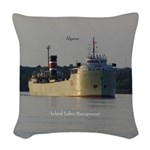 Alpena Woven Throw Pillow