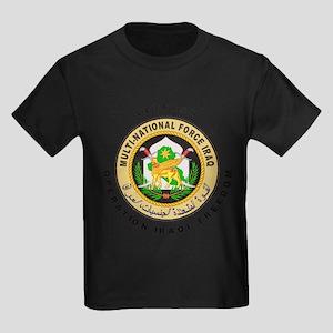 OIF Veteran Kids Dark T-Shirt