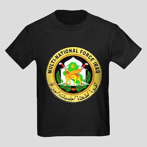 Iraq Force Kids Dark T-Shirt