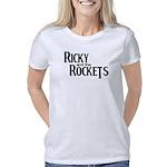 ricky for white shirt psd Women's Classic T-Shirt