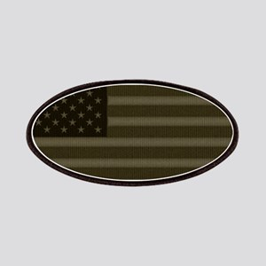 US Flag OD Patch Patches