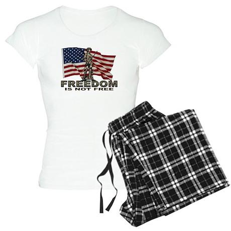 FREEDOM NOT FREE Women's Light Pajamas
