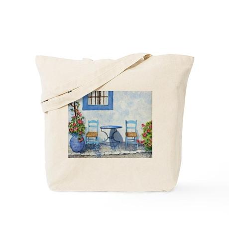 Meet Me Here Tote Bag