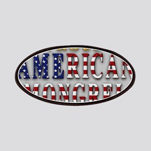 American Mongrel Patches