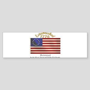 Est. 1776 Sticker (Bumper)