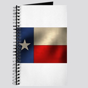 Texas State flag Journal