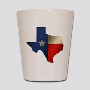 State of Texas Shot Glass