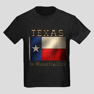 Texas Hospitality Kids Dark T-Shirt