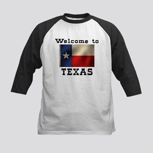 Welcome to Texas Kids Baseball Jersey