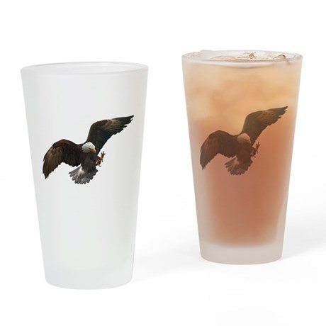 Air Strike Drinking Glass