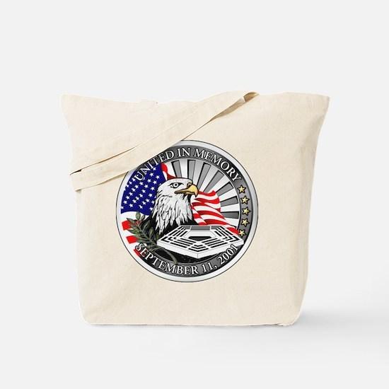 9/11 Memorial Tote Bag