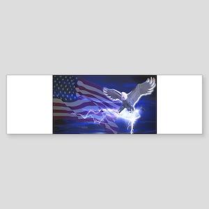 Eagle Storm Sticker (Bumper)