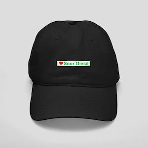 I Heart Sour Diesel Black Cap