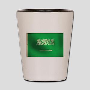 Flag of Saudi Arabia Shot Glass