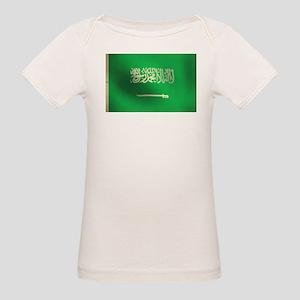 Flag of Saudi Arabia Organic Baby T-Shirt