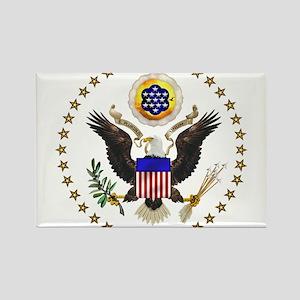 U.S. Seal Rectangle Magnet